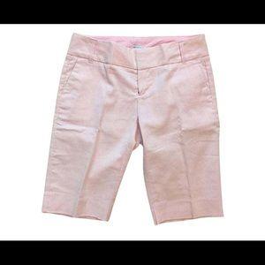 Gap seersucker Bermuda shorts